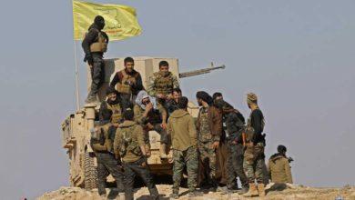 صورة قسد تنشر عناصر بزي مدني على الشريط الحدودي مع تركيا