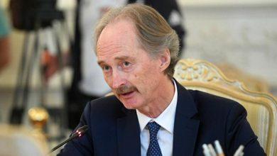صورة بيدرسن: تم الاتفاق للبدء بصياغة إصلاح دستوري في سوريا