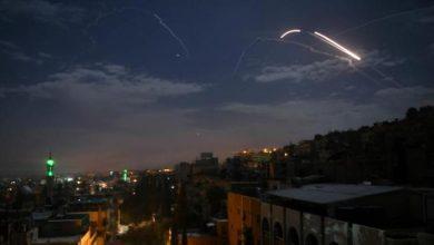 صورة هو الأعنف منذ أسابيع.. قصف إسرائيلي على مطار التيفور بريف حمص