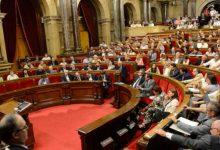 صورة برلمان كاتالونيا يعترف سياسياً بالإدارة الذاتية