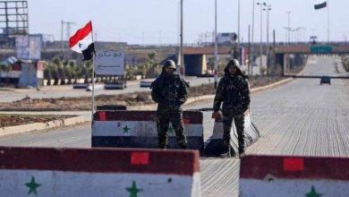 صورة اشتباكات بين أهالي قرى حمص والفرقة الرابعة