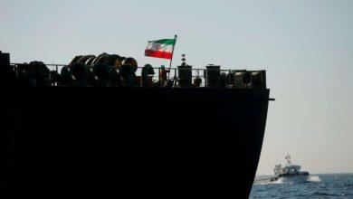 صورة وصول شحنة ثالثة من الوقود الإيراني للبنان