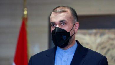 صورة قادما من لبنان.. وزير الخارجية الإيراني في دمشق