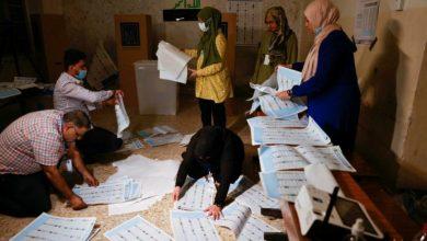 صورة العراق: نسبة المشاركة في الانتخابات البرلمانية 43 في المئة