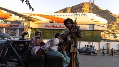 صورة طالبان تعترض على تصريحات بوتين بخصوص الإرهاب في أفغانستان