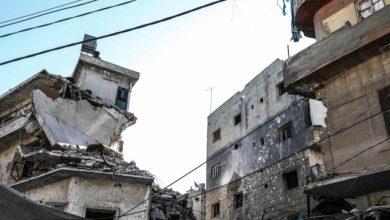 صورة اليونيسيف: مقتل 4 أطفال بهجوم إدلب كانوا في طريقهم إلى المدرسة