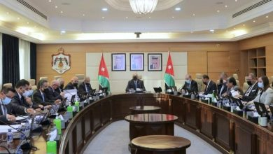 صورة قبل تعديل مرتقب.. استقالات بالحكومة الأردنية
