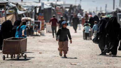 صورة ألمانيا والدنمارك تستعيدان مواطنين من مخيمات قسد
