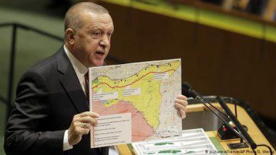 صورة أردوغان يهدد بعملية عسكرية جديدة في سوريا