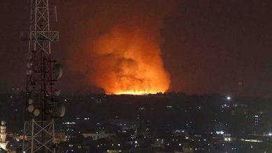 صورة مسؤول إسرائيلي: تفاجئنا بعدم الرد بعد قصف مناطق عسكرية سورية