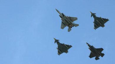 صورة لمواجهة التهديدات من إيران وسوريا.. تدريبات جوية واسعة في إسرائيل
