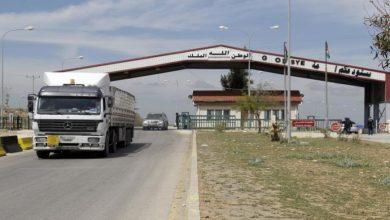 صورة غرفة صناعة الأردن تحذر من الانفتاح مع سوريا