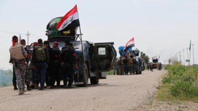 """صورة العراق.. هجوم بقذائف صاروخية على مقر لـ""""حشد الدفاع"""" جنوبي بغداد"""