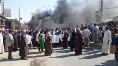 صورة قسد تواصل عمليات هدم منازل للمدنيين في الرقة