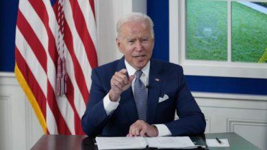 صورة الرئيس الأمريكي يعلن تمديد حالة الطوارئ للقوات الأمريكية في سوريا