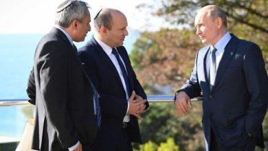 صورة روسيا تمنح إسرائيل الضوء الأخضر لعملياتها في سوريا