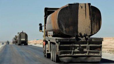 صورة 275 شاحنة نفط للقاطرجي تدخل مناطق قسد