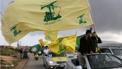 صورة حزب الله: لن ننجر إلى حرب أهلية