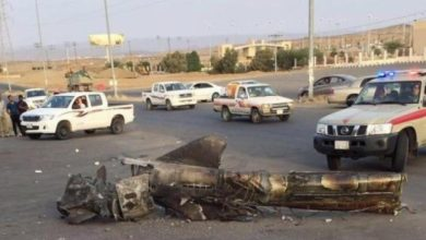 صورة السعودية.. إصابات باستهداف مطار الملك عبدالله