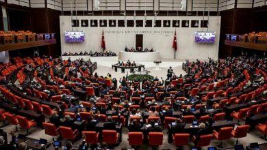 صورة البرلمان التركي يناقش تمديد انتشار القوات في سوريا