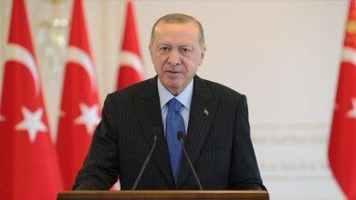 صورة أردوغان يعلق على القضية السورية.. لا يمكن إطالتها أكثر