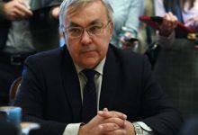 صورة سبوتينك: نائب وزير الخارجية الروسي سيرغي فيرشينين يصل إلى سوريا
