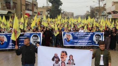 صورة مظلوم عبدي يطالب بإطلاق سراح عبد الله أوجلان