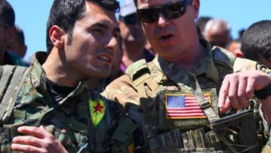 صورة استمرار اجتماعات التحالف الدولي مع قسد شمال شرق سوريا
